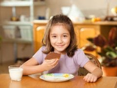 Mindfulness-Based Eating Awareness Helps Kids Exercise More