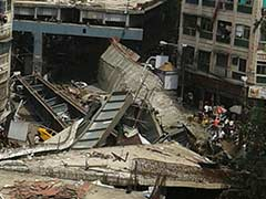 IIT Kharagpur Experts Visit Kolkata Flyover Collapse Site