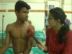 His Father Was On Crutches, Couldn't Escape Kollam Fire - A Son's Torment