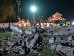 Blame Game Begins Over Kerala Temple Fire