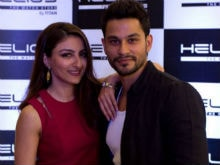 Kunal Khemu Denies Divorce Rumours in Salman Khan's Style. Soha Approves