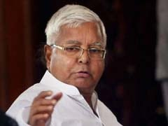 PM Narendra Modi Taking Oath At 'Inauspicious Time' Has Led To Disasters: Lalu Prasad
