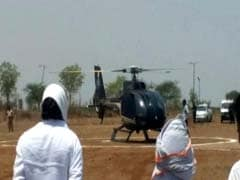 In Drought-Hit Latur, 10,000 Litres Water For Maharashtra Minister's Makeshift Helipad