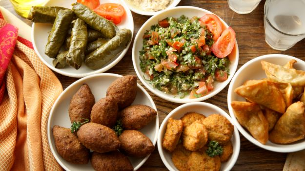 Cheat Sheet to Help You Order Lebanese Food Like a Pro