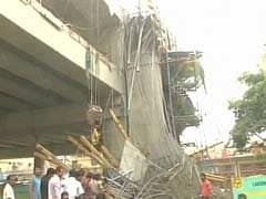 3 Injured In Accident At Metro Construction Site In Lucknow