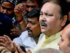 Saradha Scam-Accused Madan Mitra Walks Out Of Jail, But Can't Go Too Far