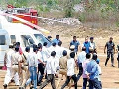 Parched Bhiwandi To Pay For Agriculture Minister's 'Helipad Tourism'