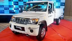 Mahindra Bolero Pik-Up Launched; Price in India Starts at Rs. 6.15 Lakh