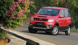 Mahindra NuvoSport Launched in India; Prices Start at Rs. 7.35 Lakh