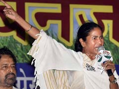 In Fiery Speech, Mamata Banerjee Takes On PM Modi, Sonia Gandhi