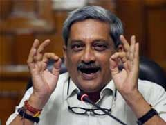 UPA Must Answer Who Received Kickbacks In Agusta Deal: Manohar Parrikar