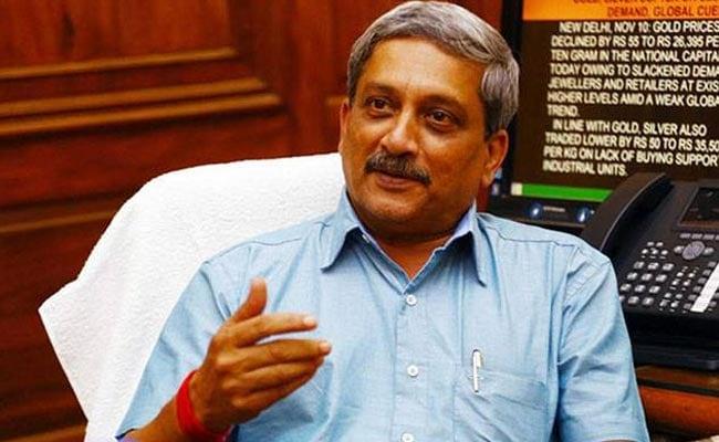 Can't Divulge Information On Mountain Strike Corps: Manohar Parrikar