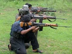 6 Maoists Killed In Dantewada Encounter