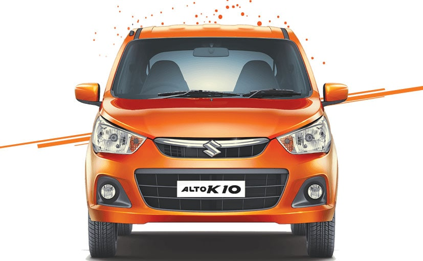top 10 cars sold in 2015 16 fiscal 6 maruti suzuki cars