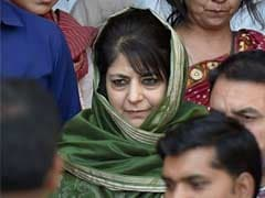 If US, Iran Can End Hostilities, Why Not India, Pak: Mehbooba Mufti