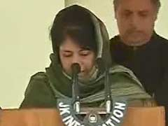 Jammu And Kashmir Chief Minister Mehbooba Mufti Asks Bureaucracy To Deliver Projects On Time