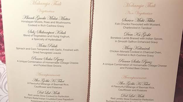 Inside Scoop: Prince William & Kate Middleton Enjoy a Royal Indian Feast - NDTV Food