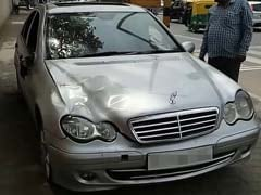 Mercedes Hit-And-Run Driver A Class 12 Out With Friends, Say Cops