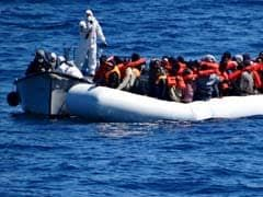 More Than 2,000 Migrants Rescued At Sea: Italy Coast Guard