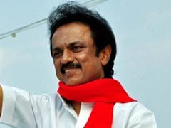 MK Stalin Rejects Reports Of Differences Between Him And Karunanidhi