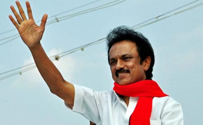 Stalin Says 'Happy' About Rajinikanth's Comment