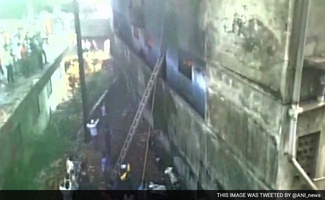 Fire In Residential Building, Factory Near Mumbai; Many Feared Trapped