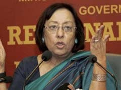 Have Changed Perception Of Modi Government Being Anti-Minority, Says Najma Heptulla