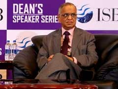 Indian IT Firms Act 'As Immigration Agents,' Says Infy's Narayana Murthy