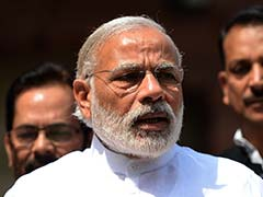 PM Modi Expresses Anguish Over Loss Of Lives At Kumbh Mela