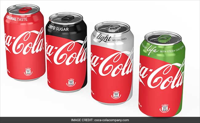Coca-Cola To Do Away With Diet Coke's Distinctive Silver Can - As Diet Soda Sales Continue To Slip