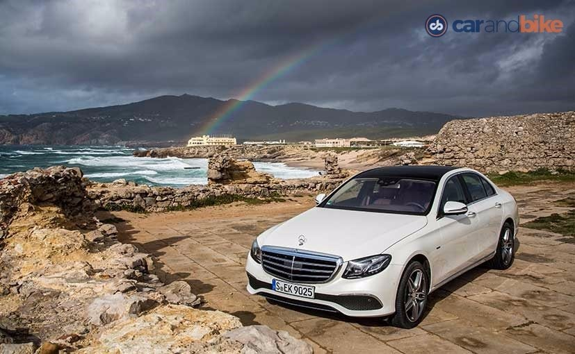 New Generation Mercedes-Benz E-Class Launch Details Announced