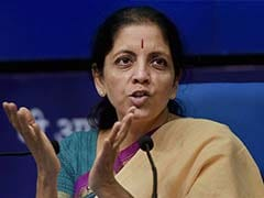 Incentives For Textiles Will Help Create Jobs: Nirmala Sitharaman