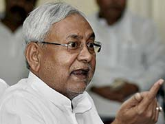 Nitish Kumar To Make Aerial Survey Of Flooded Areas Today
