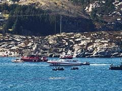 All 13 People Presumed Dead In Norway Helicopter Crash: Report