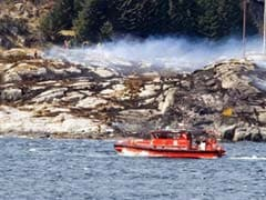 11 Dead, 2 Missing After Helicopter Crash Off Norway