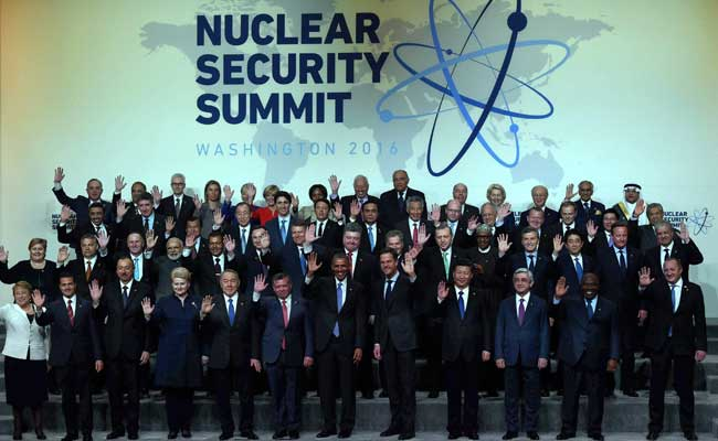 Indian PM Modi vows to deploy  technology against nuclear terrorism - Times of India