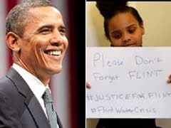 Obama, Responding To An 8-Year Old's Request, Will Travel To Flint Next Week
