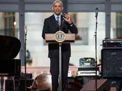 Barack Obama Hosts Jazz Concert At 'Blues House'