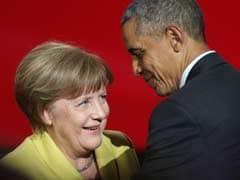 Barack Obama To Meet Angela Merkel In Germany, Top Trade Partner And Ally