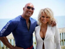 'Welcome Home,' Pamela Anderson. The Baywatch Film is Now Even Better