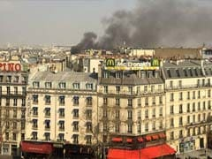 Massive Gas Blast Hits Central Paris Apartment Block; 17 Injured