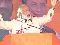 Country Suffered Due To 'Remote Control', Assam Should Not: PM Modi