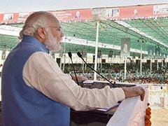PM Targets Congress, Mayawati Attacks PM As Parties Fight Over Ambedkar Legacy
