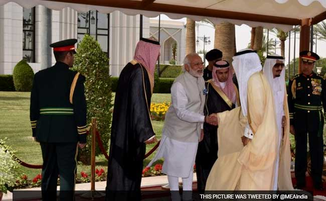PM Modi Holds Talks With Saudi King To Boost Strategic Ties