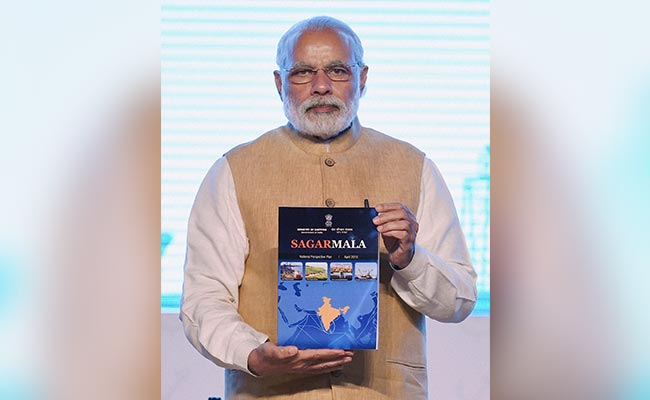 Government To Mobilise Rs 1 Lakh Crore Investment In Ports: PM Modi