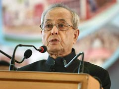 President Pranab Mukherjee Greets People On Eve Of Buddha Purnima