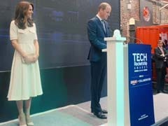 Prince William Lauds Indian Innovations And Technology