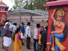 Fire-Hit Puttingal Temple In Kerala Reopens For Devotees