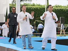 Guided By Prashant Kishor, Rahul Gandhi Discusses Strategy With Punjab Leaders