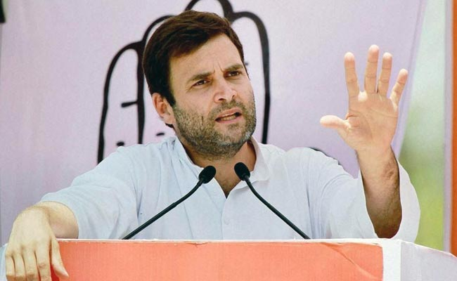 Rahul Gandhi To Meet Congress Leaders And Workers In ...